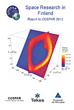 Cover of Cospar raport 2012