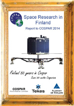 Cover of Cospar raport 2014